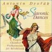 Antonín Dvořák - Dvorak:Slavonic Dances /JIRI BELOHLAVEK