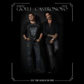 Johnny Gioeli And Deen Castronovo - Set The World On Fire (2018)
