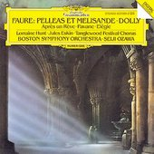 Fauré, Gabriel - FAURÉ Pelléas et Mélisande Pavane Ozawa