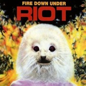 Riot - Fire Down Under (Reedice 2016) - Vinyl