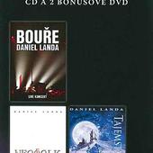 Daniel Landa - Tajemství/Bouře/Neofolk/2DVD+CD