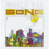 Gong - Angels Egg (Radio Gnome Invisible Part II) /Edice 2004
