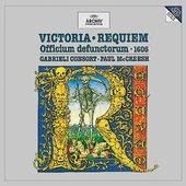 Victoria, Tomás Luis de - VICTORIA Requiem / Gabrieli Consort, Paul McCreesh