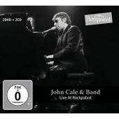 John Cale & Band - Live At Rockpalast (2CD+2DVD, Edice 2017)