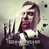 Gothminister - Utopia (CD+DVD, Limited Edition, 2013)