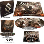 Sabaton - Last Stand (2LP + 2CD + DVD, Limited Edition)