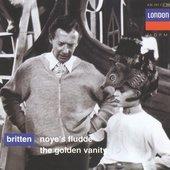 Britten, Benjamin - Britten Noyes Fludde Owen Brannigan/Sheila Rex