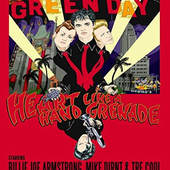 Green Day - Heart Like A Hand Grenade (DVD)