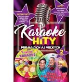 Karaoke - Karaoke hity pre malých aj veľkých (2DVD, 2018)