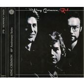 King Crimson - Red (CD+DVD, Edice 2009)