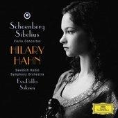 Salonen, Esa-Pekka - HAHN / VIOLIN CONCERTOS / Sibelius, Schoenberg