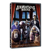 Film/Animovaný - Addamsova rodina