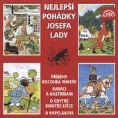 Josef Lada - Nejlepší pohádky Josefa Lady