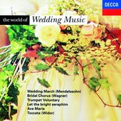 Various Artists - The World of Wedding Music