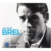 Jacques Brel - 50 Plus Belles Chansons (Digipack)
