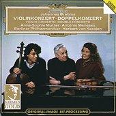 Brahms, Johannes - BRAHMS Violinkonzert Doppelkonz. Mutter