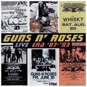 Guns N' Roses - Live Era 87-93