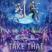 Take That - Live 2015/DVD