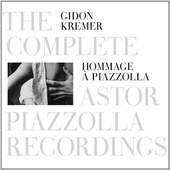 Gidon Kremer - Hommage A Piazzolla: The Complete Astor Piazzolla Recordings (8CD, 2012)
