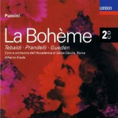 Giacomo Puccini / Alberto Erede - Bohéma / La Bohéme (Edice 1993)