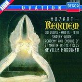 Mozart, Wolfgang Amadeus - Mozart Requiem,  K 626 Marriner