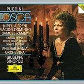 Puccini, Giacomo - PUCCINI Tosca Sinopoli