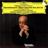 Wolfgang Amadeus Mozart: - Klavierkonzerte No. 18 & 24 (Serkin)