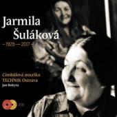 Jarmila Šuláková & Cimbálová Muzika Technik Ostrava - Jarmila Šuláková (1929-2017) /2CD