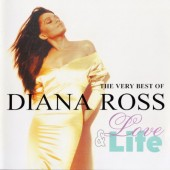 Diana Ross - Love And Life - The Very Best Of Diana Ross (2CD, 2001)