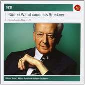 Gůnter Wand - Bruckner: Symphonies Nos. 1-9 - Sony Classical Masters KLASIKA
