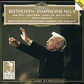 Beethoven, Ludwig van - BEETHOVEN Symphonie No. 9 Karajan