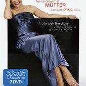 Beethoven, Ludwig van - BEETHOVEN 10 Viol. Son. Mutter DVD-Video