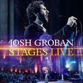 Josh Groban - Stages Live (CD + DVD)