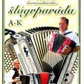 Various Artists - Velká harmonikářská šlágrparáda A-K/2DVD