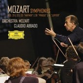 Mozart, Wolfgang Amadeus - Symphonies Nos. 29 33 35 Haffner 38 Prague 41 Jupiter