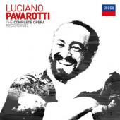 Luciano Pavarotti - Kompletní operní dílo (95CD + 6Blu-ray Audio, Limited BOX 2017) /101CD+BRD