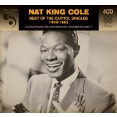 Nat King Cole - Best Of The Capitol Singles 1949-1962 (4CD BOX, 2016)