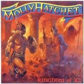 Molly Hatchet - Kingdom Of XII (Reedice 2010) - 180 gr. Vinyl