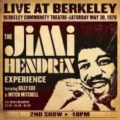 Jimi Hendrix Experience - Live At Berkeley (Edice 2017) - Vinyl
