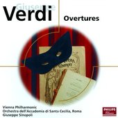 Verdi, Giuseppe - Verdi: Overtures - Orchestra dellAccademia Nazion