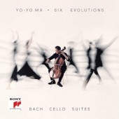 Johann Sebastian Bach / Yo-Yo Ma - Six Evolutions - Bach: Suity Pro Violoncello (2CD, 2018)