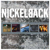 Nickelback - Original Album Series/5CD