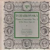 Petr Iljič Čajkovskij - Klavírní koncert č. 1 b moll, op. 23 - 180 gr. Vinyl
