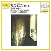 Mahler, Gustav - MAHLER Symphonie No. 4 Karajan