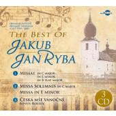 Jan Jakub Ryba - Best Of (2021) /3CD