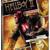 Film/Akční - Hellboy 2: Zlatá armáda/BRD