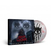 Alice Cooper - Detroit Stories (CD+DVD, 2021) /Limited Edition
