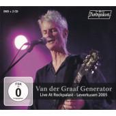 Van Der Graaf Generator - Live At Rockpalast - Leverkusen 2005 (2CD+DVD, 2018)