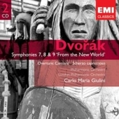 Carlo Maria Giulini - Dvorak: Symphonies Nos 7,8 & 9