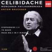 Celibidache/Swr Stuttgart Rso - Celibidache Edition - Bruckner